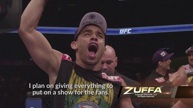 "Renan Barao: ""I'm Not Worried About Jeremy Stephens' Power"""