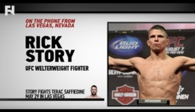 Rick Story on Hiatus Ahead of UFC Fight Night Las Vegas, Changing Gyms & More