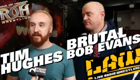 "ROH's ""Brutal"" Bob Evans & Tim Hughes: ""We Have the Best Tag Division"""