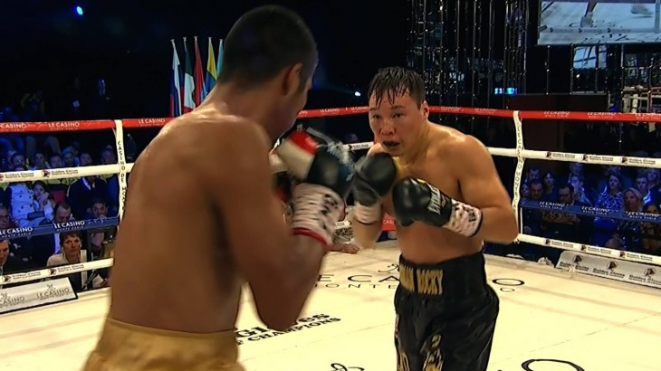 Ruslan Provodnikov Crushes Jesus Rodriguez – Full Fight