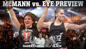 Sara McMann vs. Jessica Eye & Erik Koch vs. Shane Campbell Preview on 5 Rounds
