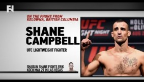 Shane Campbell on Erik Koch, Standup Striking Expectations, Recovering from Injury & More