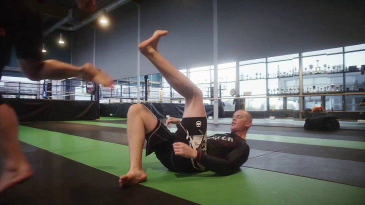 "Stefan Struve Training in Holland for UFC Fight Night Rotterdam – ""If You Look at the Champions, They've All Been Tall Guys"""