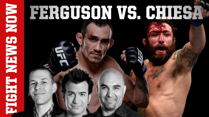 Tony Ferguson vs. Michael Chiesa In Works, 6 UFC Events Slated for July on Fight News Now