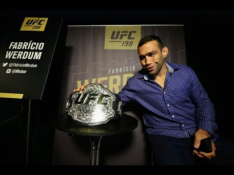 "Top 5 Media Day Moments From UFC 198 – ""My Fans Put Me Here"""