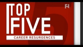 Top 5 – UFC Career Resurgences