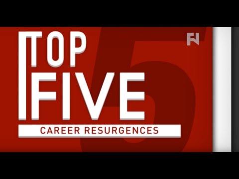 Top 5 – UFC Career Resurgences