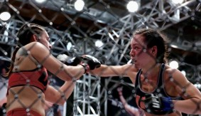 TUF 23 Performance Replay: Lanchana Green vs. Helen Harper