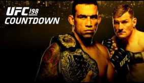 """UFC 198 Countdown: Fabricio Werdum vs. Stipe Miocic – """"We Want the Title to Stay Here in Brazil"""""""