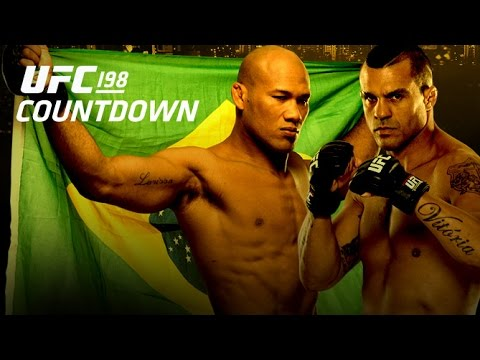 "UFC 198 Countdown: Jacare Souza vs. Vitor Belfort – ""I've Followed Him Since the Magazines"""