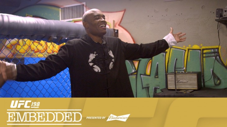 UFC 198 Embedded: Vlog Series Episode 2 – The Struggle is Real for Uriah Hall
