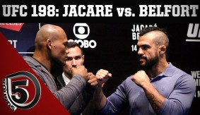 UFC 198: Jacare Souza vs. Vitor Belfort Preview on 5 Rounds