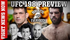 UFC 198 Preview: Demian Maia vs. Matt Brown, Brazil vs. Everybody on Fight News Now