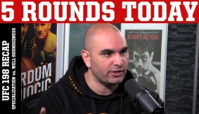 UFC 198 Recap: Specialization vs. Well-Rounded, Demian Maia, Cris Cyborg on 5 Rounds Today