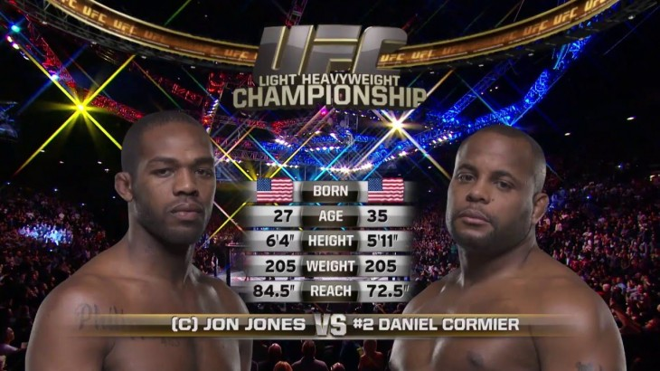 UFC 200 Free Fight: Jon Jones vs. Daniel Cormier