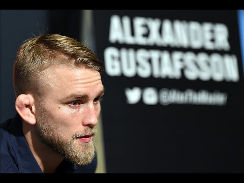 UFC Fight Night Q&A with Gegard Mousasi, Alexander Gustafsson and Michael Chiesa