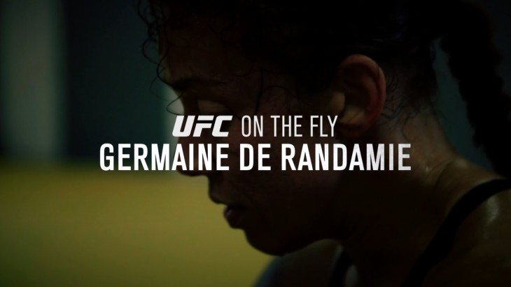 "UFC Fight Night Rotterdam: Germaine de Randamie – ""Don't Let Anybody Tell You, You Can't"""
