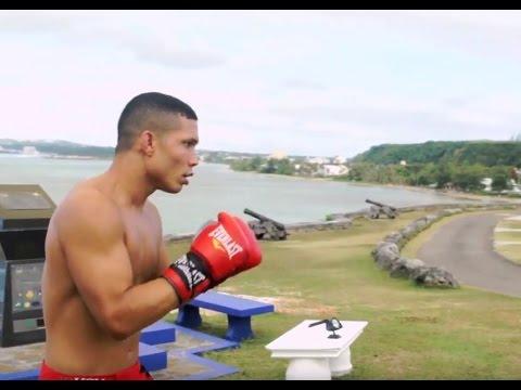 "UFC Fight Night Rotterdam: ""Guam's Finest"" Jon Tuck"