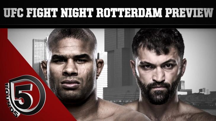 UFC Fight Night Rotterdam Preview: Alistair Overeem vs. Andrei Arlovski & Stefan Struve vs. Bigfoot Silva on 5 Rounds