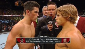 Urijah Faber Admits Dominick Cruz Gets Under His Skin Ahead of UFC 199