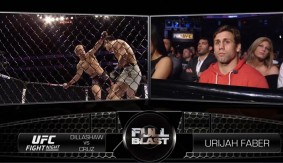 "Urijah Faber Mic'd Up on His Enemies For T.J. Dillashaw vs. Dominick Cruz on ""Full Blast"""