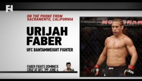 """Urijah Faber on Rival Dominick Cruz at UFC 199 – """"It's a Concern to Make Sure He Makes It"""""""