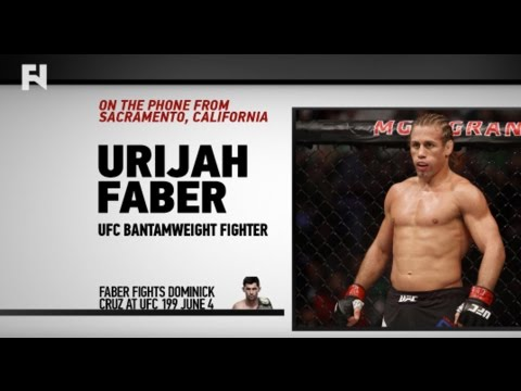 "Urijah Faber on Rival Dominick Cruz at UFC 199 – ""It's a Concern to Make Sure He Makes It"""