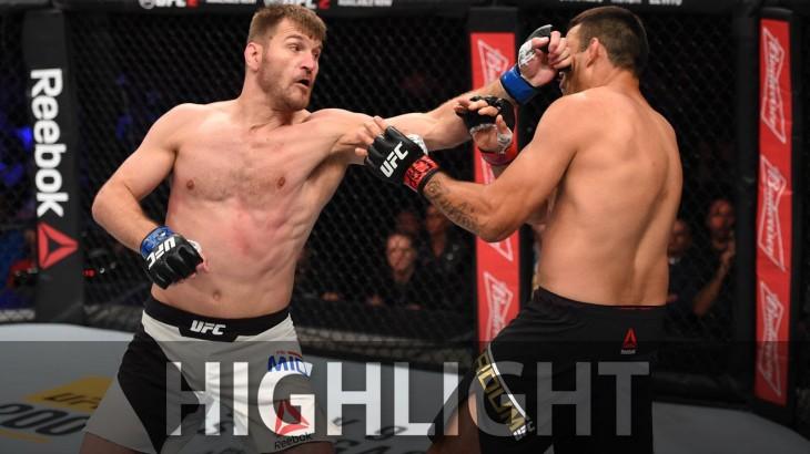 Video Highlights – UFC 198: Werdum vs. Miocic
