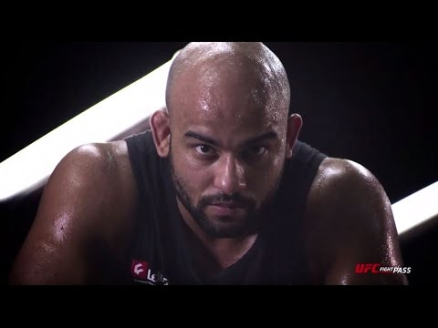 "Warlley Alves on UFC 198 – ""The Only Thing I Know Is That I'm Hungry For War"""
