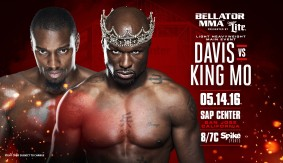 Watch LIVE Sat. at 6:30 p.m. ET – Bellator 154: Preliminary Card