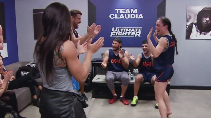 We're Talking About Handshakes? TUF 23 Heats Up Again with Joanna Jedrzejczyk & Claudia Gadelha