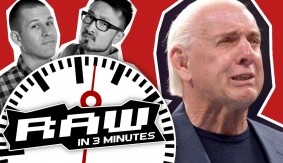 WWE RAW in 3 MINUTES 5/23/16 | Ric Flair Leaves Raw, Seth Rollins Returns