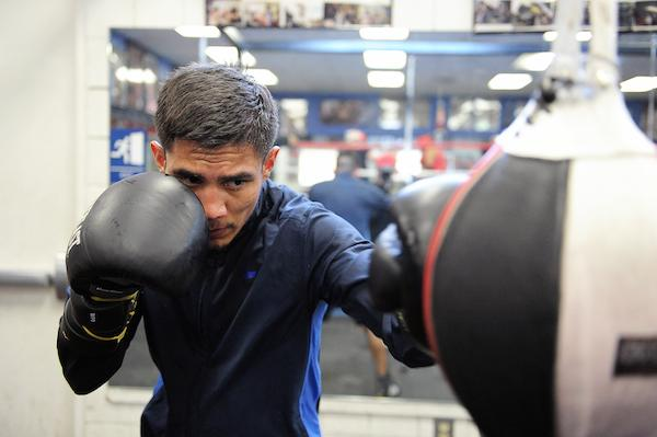 Jose Roman Enters Ring on June 24 with Heavy Heart