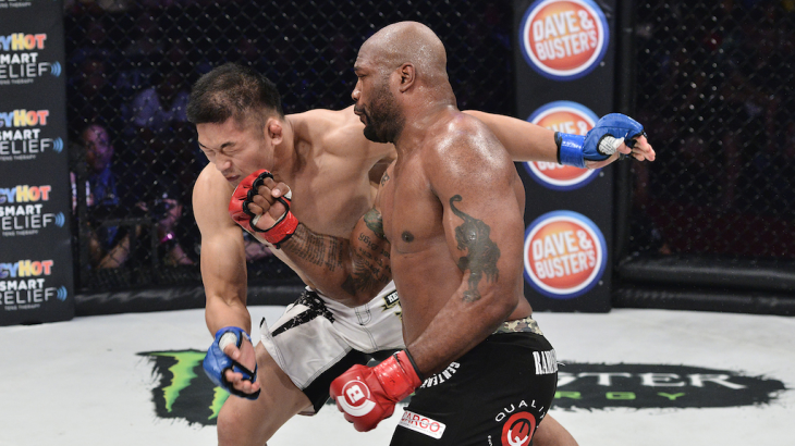 Full Report, Video Highlights & Photos – Bellator: Dynamite 2 – Rampage Wins, Chandler Claims Title With Big KO