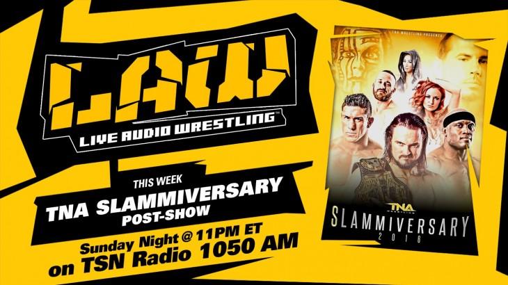 June 12 Edition of The LAW – TNA Slammiversary, Dave Meltzer