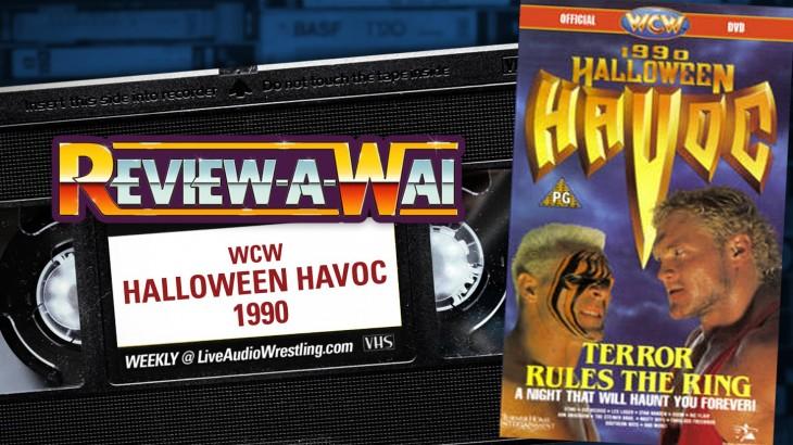 Review-A-Wai – Halloween Havoc '90 w/ Jordan Breen