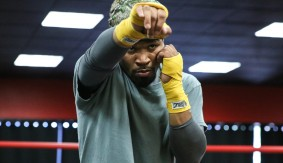 360 Virtual Reality Inside The Training Camps of Keith Thurman and Shawn Porter