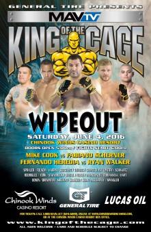 MMA_Poster_KOTC_Wipeout_Kingofthecage_2016_060416