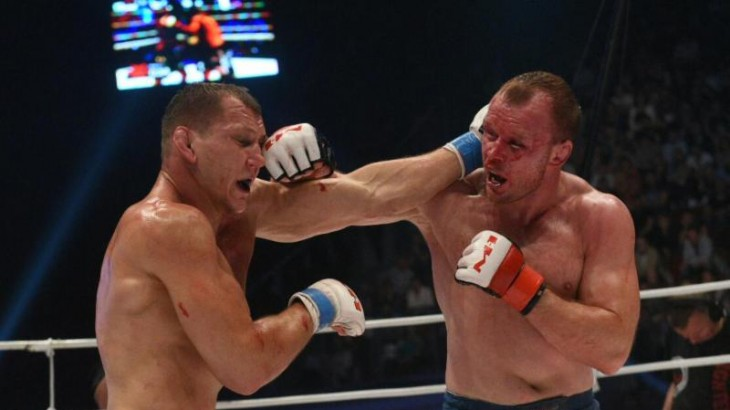 Full Report & Photos – Shlemenko Subs Vasilevsky, Volkov Knocks Out Vegh at M-1 Challenge 68