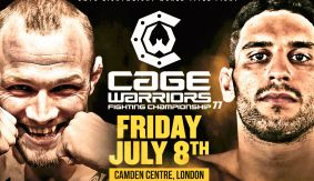 Chris Fishgold vs. Adam Boussif Set For Vacant CWFC Lightweight Title at Cage Warriors 77