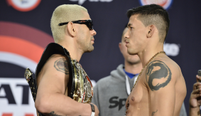 Bellator 156: Galvao vs. Dantas 2 Weigh-in Results, Video Highlights & Photos