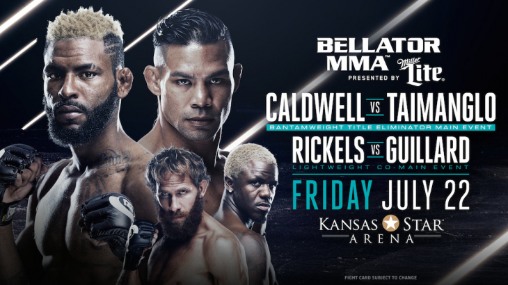 Quick Shots – Bellator 159: Joe Taimanglo Upsets Darrion Caldwell with Third Round Submission