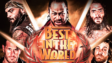ROH Best in the World Report – Jay Lethal vs. Jay Briscoe for the ROH title