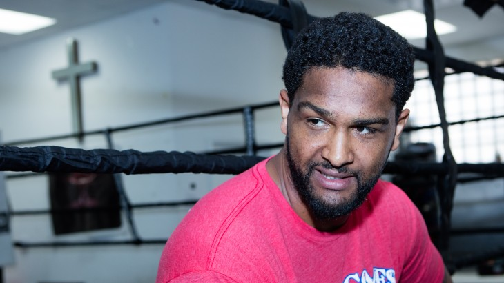 "Dominic Breazeale on Anthony Joshua: ""He Was Rattled When We Met"""