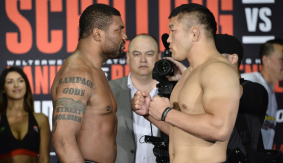 Bellator: Dynamite 2 & Bellator Kickboxing: St. Louis Weigh-in Results, Video Replay & Photos