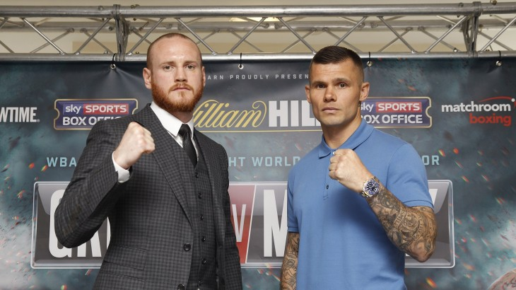 "Martin Murray on George Groves: ""He Got His Name By Losing Twice to Carl Froch"""