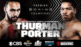Full Undercard Announced for Thurman-Porter Including Bouts with Regis Prograis, Heather Hardy, David Benavidez & More
