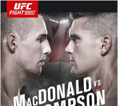 Video Highlights – UFC Fight Night Ottawa: Thompson, Cerrone Win Against Home Favourites