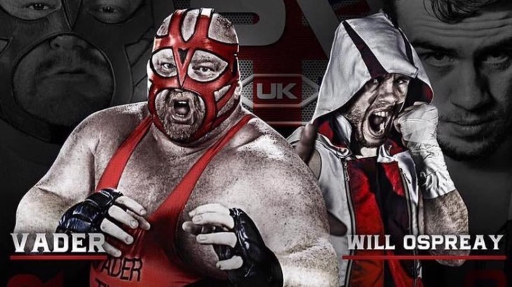 June 26 News Update: Will Ospreay vs. Vader Booked, The LAW Tonight at 11pm