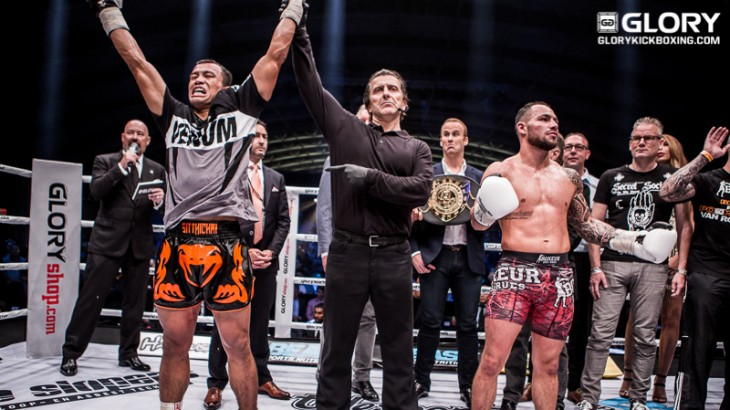 Full Report, Video Highlights & Results – Sittichai Dethrones van Roosmalen at GLORY 31 Amsterdam